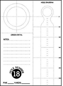 graphic about Printable Yardage Books titled YardCard For the reason that 1982